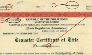 How to apply for building permit in the philippines philippine 13 things to check if land title is authentic or fake yadclub Images