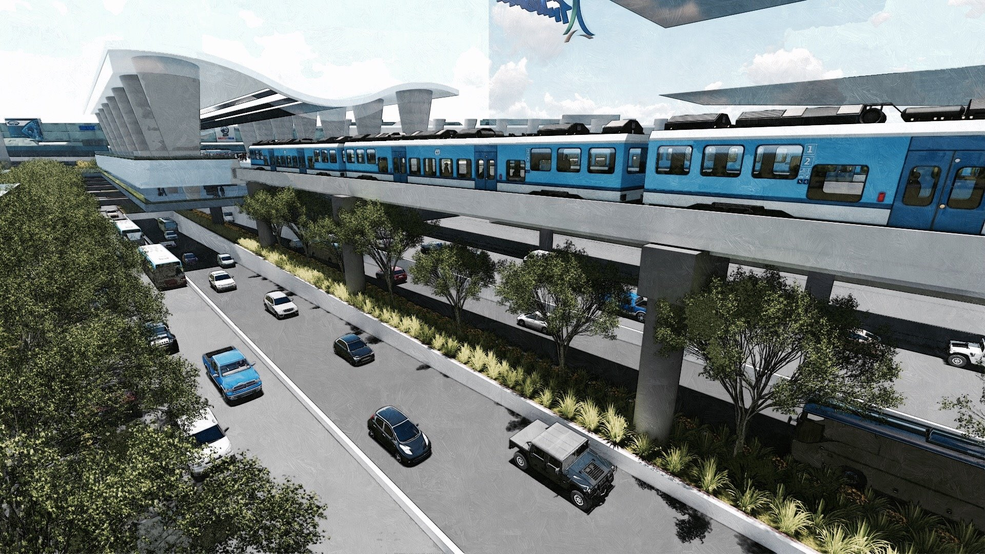 Philippine infrastructure philippine property network long delayed mrt lrt common station to start construction late 2017 malvernweather Choice Image