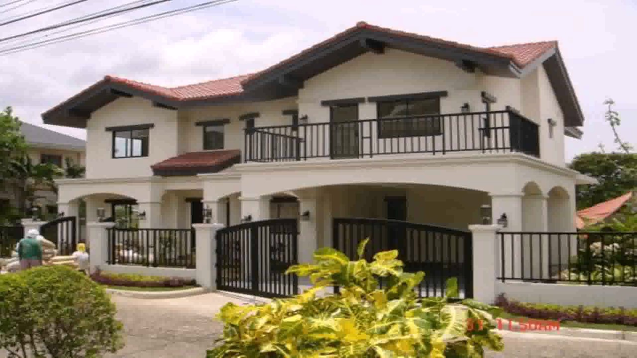 Mediterranean house plans philippines for Philippine house designs