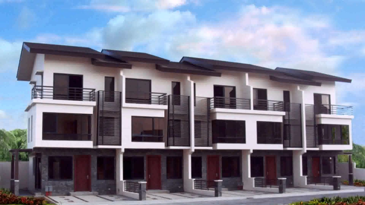 Types of foreclosed pag ibig properties available for for Townhouse construction cost